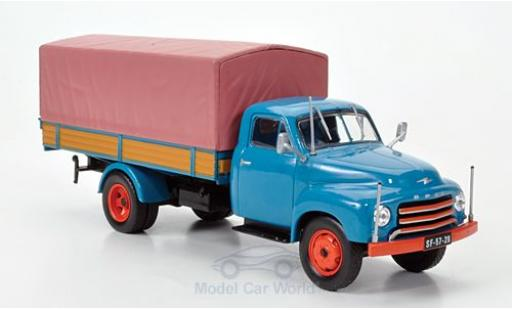 Opel Blitz 1/43 SpecialC 40 175 Tonner-LKW bleue 1952 ohne Vitrine miniature