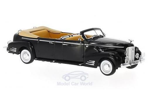 Cadillac V16 1/43 SpecialC 56 noire Harry Truman / Queen Mary 1948 ohne Vitrine miniature