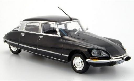 Citroen DS 1/43 SpecialC 56 23 black Valery Giscard d Estaing 1974 sans Vitrine diecast model cars