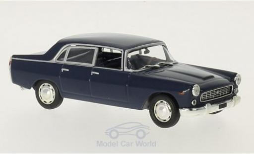Lancia Flaminia 1/43 SpecialC 56 bleue Giovanni Gronchi 1960 ohne Vitrine miniature