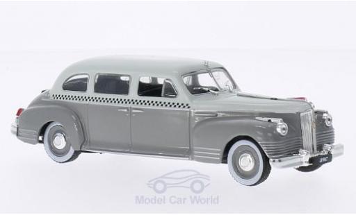 Zis 110 1/43 SpecialC 58 ZIS Taxi gris/gris ohne Vitrine miniatura