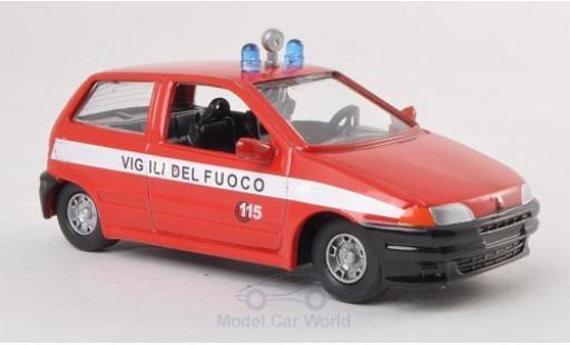 Fiat Punto 1/43 SpecialC 65 Vigili del Fuoco 1995 Feuerwehr (I) ohne Vitrine ohne Vitrine miniature