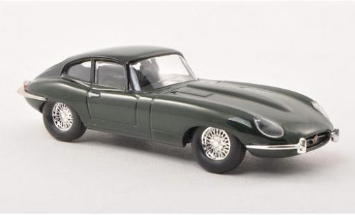Jaguar E-Type 1/43 SpecialC 68 Series 1 green RHD 1962 sans Vitrine diecast model cars