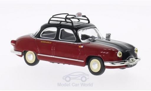 Panhard Dyna 1/43 SpecialC 74 Z 1953 Taxi Paris ohne Vitrine miniatura