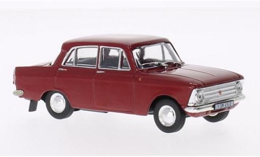 Moskwitsch 408 1/43 SpecialC 75 - 412 rouge sans Vitrine miniature