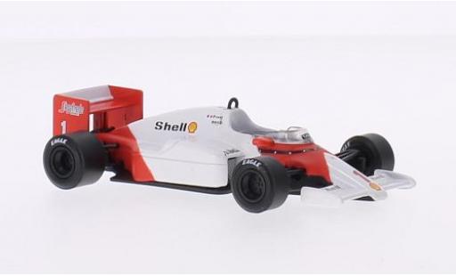 McLaren MP4-12C 1/43 SpecialC 79 MP4/2C No.1 Formel 1 1986 A.Prost sans Vitrine miniature