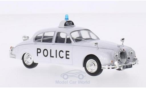 Jaguar MK 1/43 SpecialC 80 II RHD Police ohne Vitrine diecast
