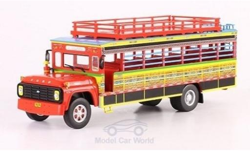 Ford F-600 1/43 SpecialC 86 Chiva 1990 diecast model cars