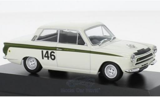 Ford Lotus 1/43 SpecialC 92 Cortina RHD No.146 Team BTCC 1964 J.Clark miniature