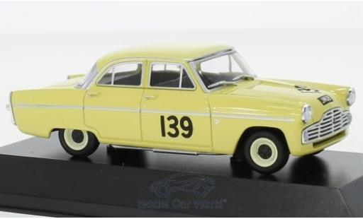 Ford Zephyr 1/43 SpecialC 92 Six No.4 TWR BTCC 1959 J.Usen diecast model cars