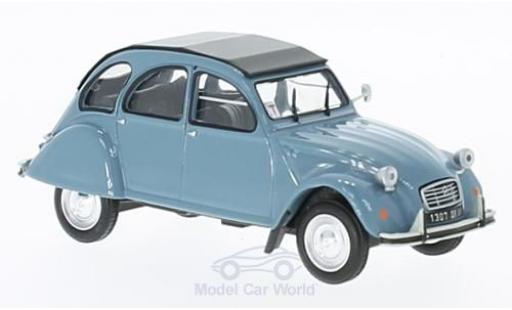 Citroen 2CV 1/43 SpecialC 93 2 CV 6 blue/black Medecin (F) mit Figur diecast model cars