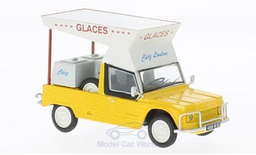 Citroen Mehari 1/43 SpecialC 93 Marchand de Glaces mit Figur miniature