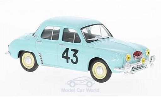 Renault Dauphine 1/43 SpecialC 94 Gordini No.43 Tour de Corse 1959 H.Oreiller/J.-B.Canonici ohne Vitrine miniature