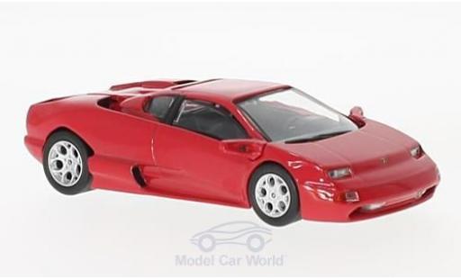 Lamborghini Acosta 1/43 SpecialC 98 rouge 1997 miniature