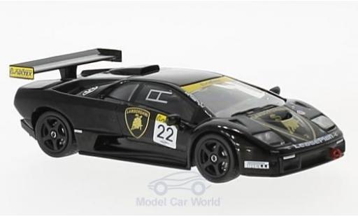 Lamborghini Diablo 1/43 SpecialC 98 GT-R No.22 2001 miniature