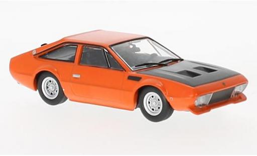 Lamborghini Jarama 1/43 SpecialC 98 GTS orange/black 1972 Bob Wallace diecast model cars