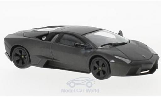 Lamborghini Reventon 1/43 SpecialC 98 matt-black 2007 diecast