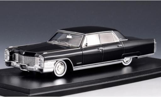 Cadillac Fleetwood 1/43 Stamp Models 60 Special noire/matt-noire 1965 miniature