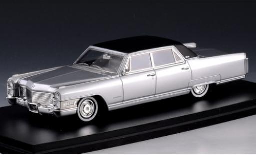 Cadillac Fleetwood 1/43 Stamp Models 60 Special grise/matt-noire 1965 miniature