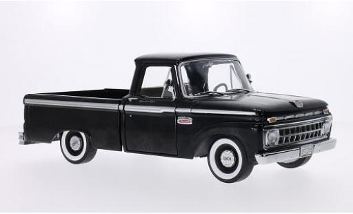Ford F-1 1/18 Sun Star 00 Custom Cab Pickup noire 1965 miniature