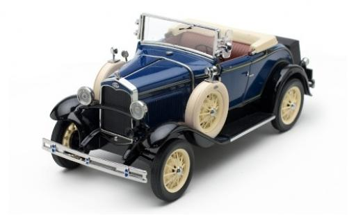 Ford Model A 1/18 Sun Star Roadster bleue 1931 miniature