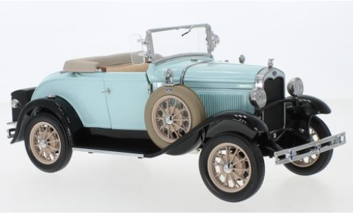 Ford Model A 1/18 Sun Star Roadster blue 1931 diecast model cars