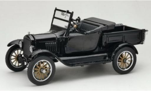 Ford Model T 1/24 Sun Star Roadster Pick Up noire 1925 Verdeck ouvert miniature