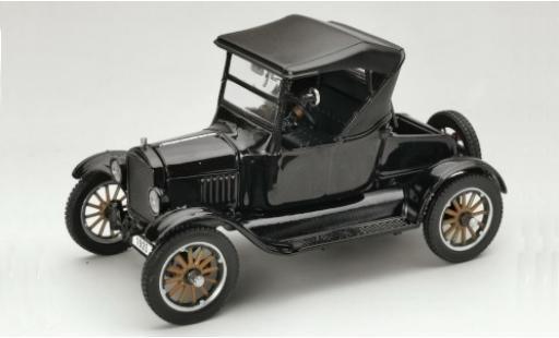 Ford Model T 1/24 Sun Star Runabout noire 1925 Verdeck fermé miniature