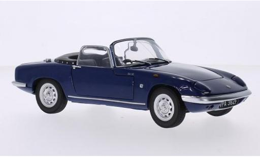 Lotus Elan 1/18 Sun Star SE Roadster bleue RHD 1966 miniature