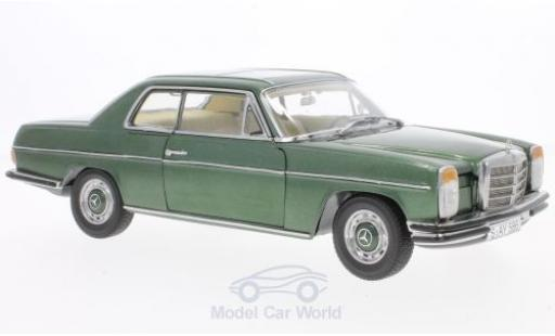 Mercedes 280 1/18 Sun Star C /8 (W 115) metallise green 1973 diecast model cars
