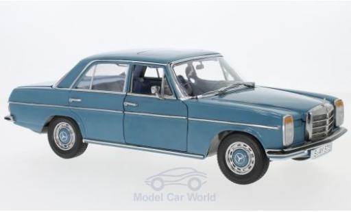 Mercedes Strich 1/18 Sun Star 8 Saloon bleue 1968 miniature