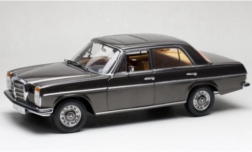 Mercedes Strich 1/18 Sun Star 8 Saloon metallise marron 1968 miniature