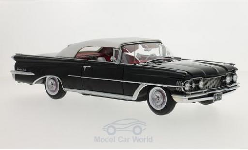 Oldsmobile 98 1/18 Sun Star Convertible noire/blanche 1959 miniature