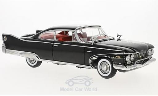 Plymouth Fury 1/18 Sun Star Hard Top noire 1960 miniature