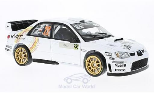 Subaru Impreza WRC 1/18 Sun Star 07 No.22 Rallye WM Tour de Corse 2008 G.Jones/C.Jenkins miniature