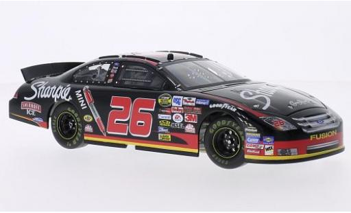 Ford Fusion 1/24 Team Caliber No.26 Roush Racing Sharpie Nascar 2006 Preferred Series J.McMurray miniature