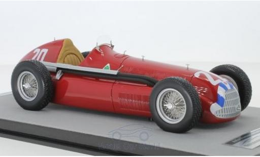 Alfa Romeo Alfetta 1/18 Tecnomodel 159M No.20 Autodelta Formel 1 GP Spanien 1951 G.Farina miniature