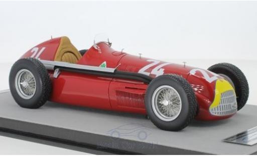 Alfa Romeo Alfetta 1/18 Tecnomodel 159M No.24 Autodelta Formel 1 GP Schweiz 1951 J.M.Fangio miniature