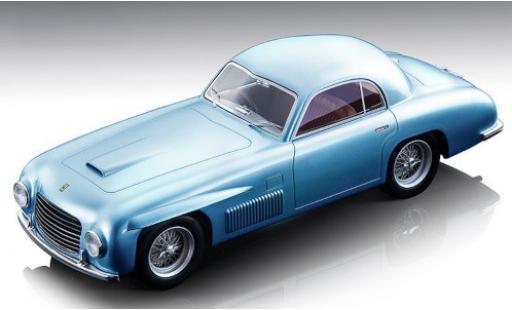 Ferrari 166 1/18 Tecnomodel S Coupe Allemano metallise azul RHD 1948 coche miniatura