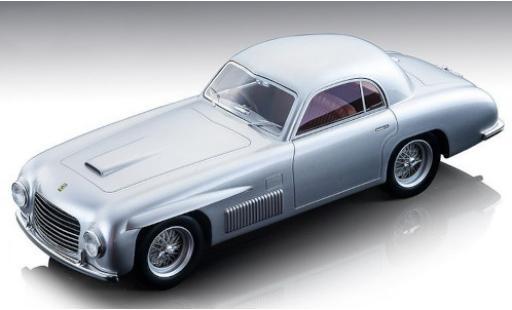 Ferrari 166 1/18 Tecnomodel S Coupe Allemano gris RHD 1948 coche miniatura