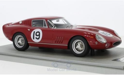 Ferrari 275 1965 1/18 Tecnomodel GTB-C No.19 NART Bridgehampton 1965 G.Arents/R.Hutchinson miniature