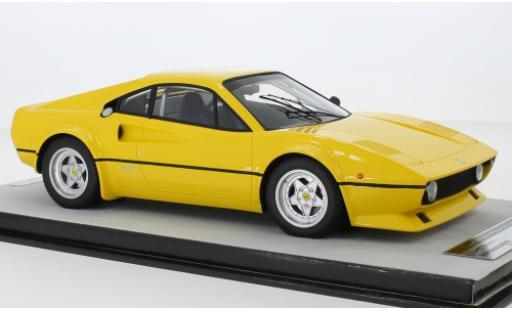 Ferrari 308 1/18 Tecnomodel GTB/4 LM yellow 1976 Pressefahrzeug diecast model cars