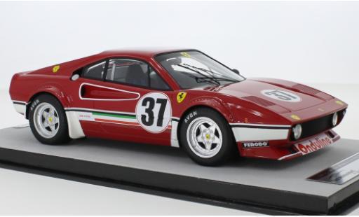 Ferrari 308 1/18 Tecnomodel GTB/4 LM No.37 Scuderia Havirov International 1978 M.Dantinne diecast model cars
