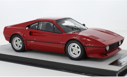 Ferrari 308 1/18 Tecnomodel GTB/4 LM red 1976 Pressefahrzeug diecast model cars