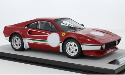 Ferrari 308 1/18 Tecnomodel GTB/4 LM Scuderia Test Fiorano 1976 N.Lauda diecast model cars