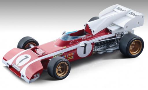 Ferrari 312 1/18 Tecnomodel B2 No.7 Formel 1 GP Südafrika 1972 M.Andretti modellautos