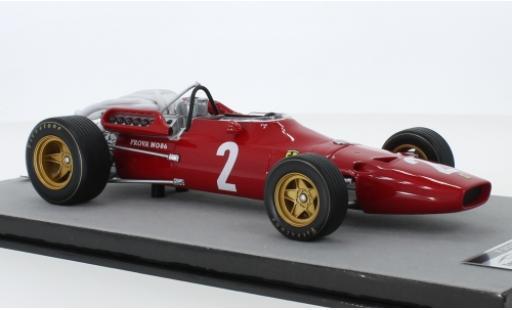 Ferrari 312 1/18 Tecnomodel F1-67 No.2 Scuderia Formel 1 GP Italien 1967 C.Amon diecast