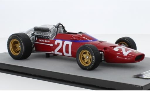 Ferrari 312 1/18 Tecnomodel F1-67 No.20 Scuderia Formel 1 GP Monaco 1967 C.Amon miniature