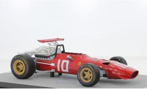 Ferrari 312 1/18 Tecnomodel F1/68 No.10 Scuderia Formel 1 GP Niederlande 1968 J.Ickx miniature