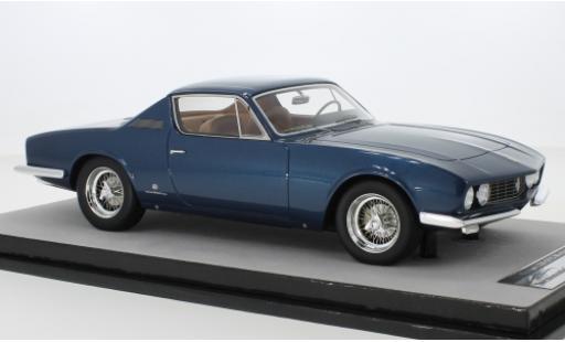 Ferrari 330 1/18 Tecnomodel GTC Michelotti metallise blue 1967 diecast model cars